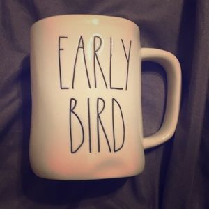 Rae Dunn Early Bird Coffee Mugs